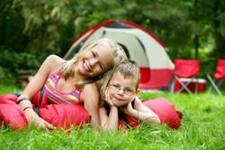 Camping Green County Wisconsin, Monroe