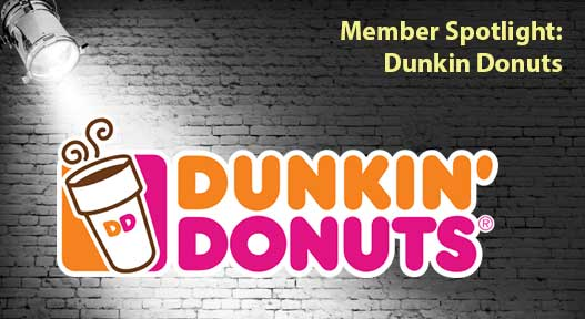 Spotlight on Dunkin' Donuts