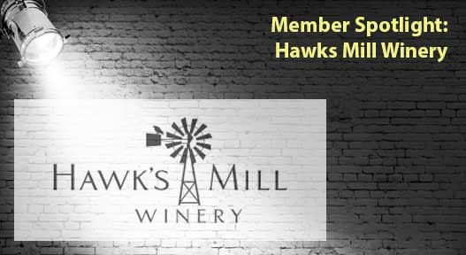 Spotlight on Hawk's Mill Winery