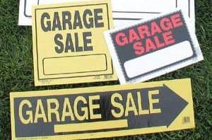Monroe City-Wide Garage Sales – May 12-13